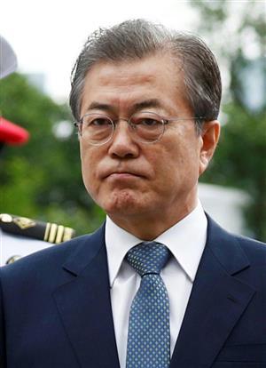 【ハア?】ムン大統領、日本との関係悪化に危機感wwwwwwwwwwwwwwwwwwwwwのサムネイル画像