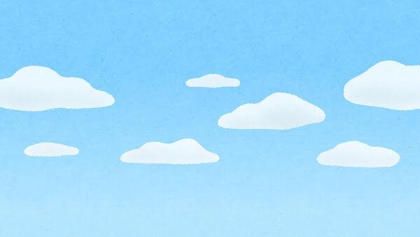 """【画像】関東上空に""""不思議な雲""""が出現!!!報告相次ぐ!!!!!のサムネイル画像"""