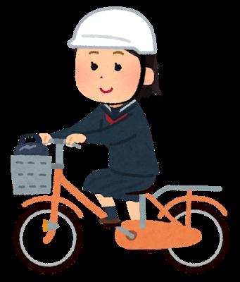 【兵庫】スマホ見ながら自転車のJK、ガチでやらかす・・・・・のサムネイル画像