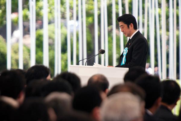 【遺族も閉口】「沖縄戦追悼式」に安倍首相が出席 → ヤバすぎる事態に・・・のサムネイル画像