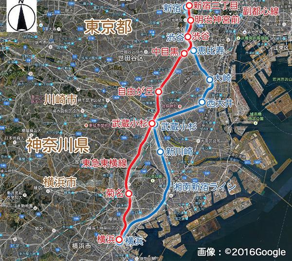 【驚愕】新宿 〜 横浜間、10分へwwwwwwwwwwwwwwwwwwww