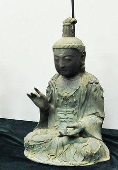 【速報】盗まれた対馬の仏像、韓国でとんでもないことになる・・・・・のサムネイル画像