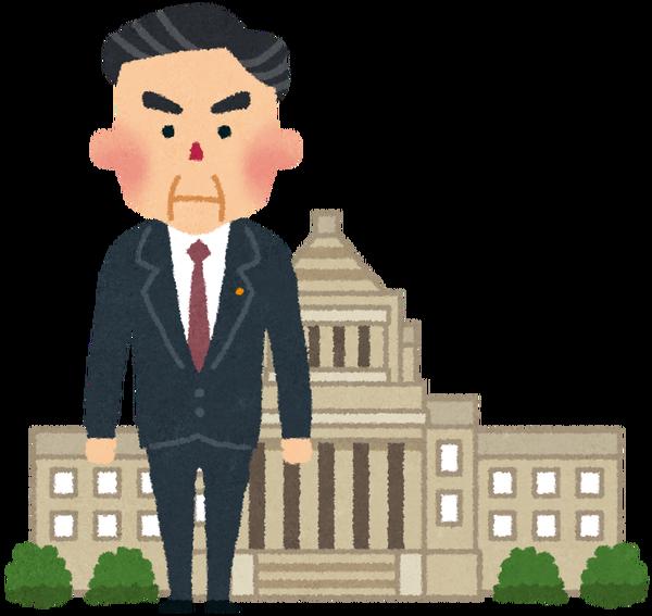 """【世論調査】「次期首相候補」若年層ほど""""この人""""が人気!!!!!!"""
