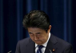 【驚愕】安倍首相の最近の悩みwwwwwwwwwwwwwwwwwwwwwのサムネイル画像