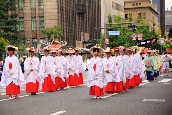 【京都】祗園祭「花傘巡行」突然の中止を発表!!!!→ その理由が・・・・・・のサムネイル画像