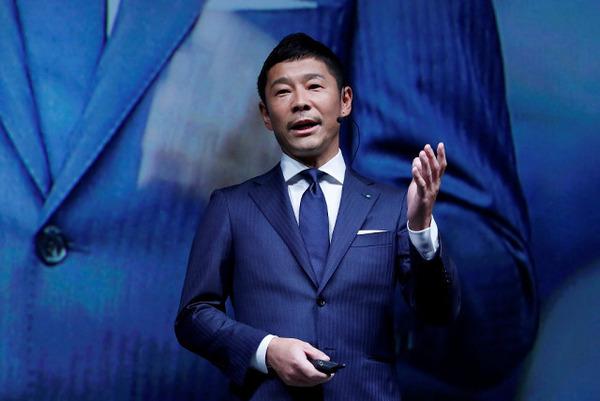 【激震】ZOZO前澤社長、個人での納税額を発表wwwwwwwwwwwwwwwwwのサムネイル画像