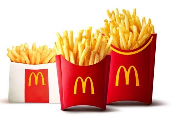 【朗報】マクドナルド、期間限定でポテト全サイズが同じ値段にwwwwwwwwwwwwwwwwwのサムネイル画像