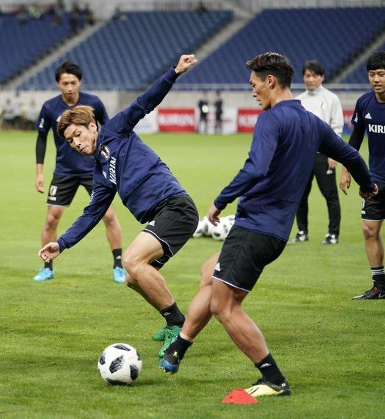 【動画】サッカー日本代表、強豪ウルグアイに勝利wwwwwwwwwwwwwwwwwwwwwwのサムネイル画像