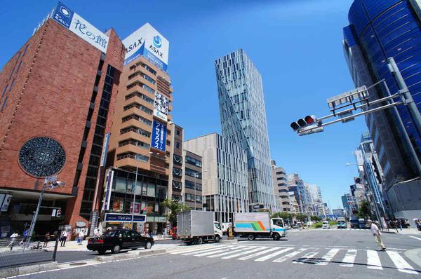国道246-青山通り-route-246-aoyama-dori