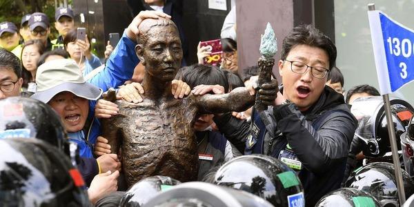 【徴用工判決】日本政府さん、韓国にガチで呆れた結果wwwwwwwwwwwwwwwwwwwwwwのサムネイル画像