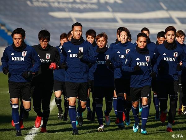 【速報】サッカー日本代表の末路・・・のサムネイル画像