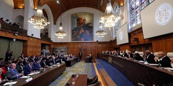 【徴用工問題】日本政府、国際司法裁判所(ICJ)に提訴へ!!!!!!!!のサムネイル画像