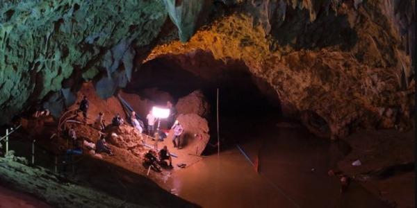 【速報】タイ洞窟救出活動、現在の進捗状況がコチラ・・・!!!のサムネイル画像