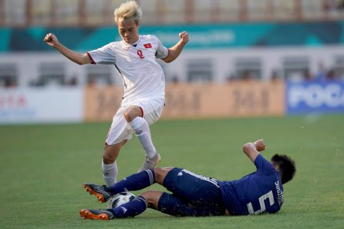 【サッカー・アジア大会】U21日本代表、ベトナムに完封負け(※動画あり)wwwwwwwwwwwwwwwwwwのサムネイル画像