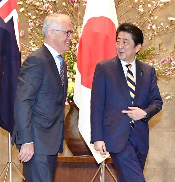 【豪・世論調査】「信頼できる外国や世界の指導者は?」→ 日本や安倍首相の順位がwwwwwwwwwwのサムネイル画像
