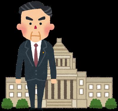【速報】「次の首相にふさわしい人物は???」→ 世論調査の結果wwwwwwのサムネイル画像