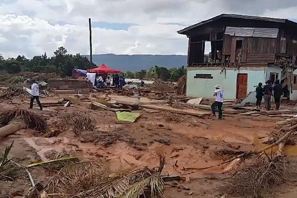 """【速報】韓国政府、ラオスのダム決壊地復旧に""""支援""""へ!!!→その額が・・・・・"""