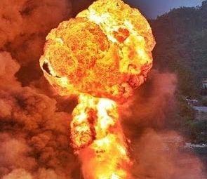 【速報】「人によって引き起こされた核爆発以外の大爆発一覧」にアパマン爆発が付け加えられるwwwwwwwwwwwのサムネイル画像