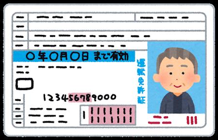 【政府】 免 許 証、 デ ジ タ ル 化 検 討 ! ! ! ! !のサムネイル画像