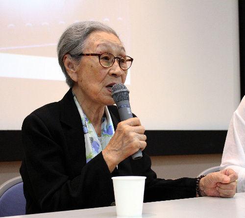 【韓国】 来日した元慰安婦の訴えがひどいwwwwwwwwwwwwwwwのサムネイル画像