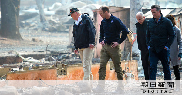 【米国】カリフォルニアの山火事、死者・行方不明者の数がとんでもないことになる・・・・・のサムネイル画像