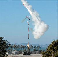 【速報】韓国軍、ミサイルを発射のサムネイル画像