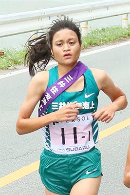 【駅伝】岡本春美選手、フラフラになり意識朦朧のまま走り続けた結果・・・(※動画あり)