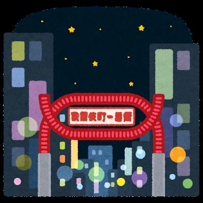 """【悲報】緊急事態宣言、東京の人出は""""こう""""なるwwwwwwwwwwwwwwwのサムネイル画像"""