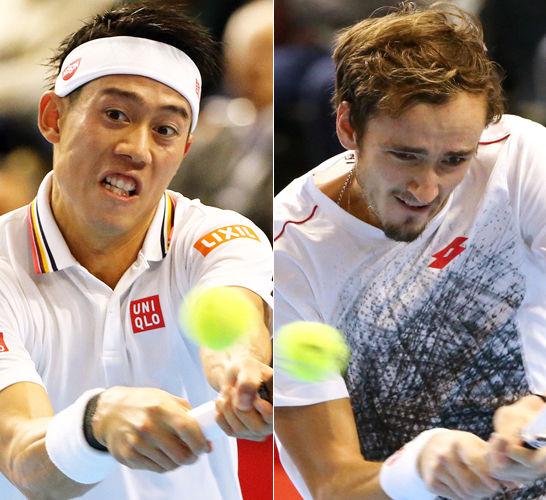 【動画】テニス・ジャパンオープン決勝、錦織圭 vs メドヴェデフの結果・・・!!!!!のサムネイル画像