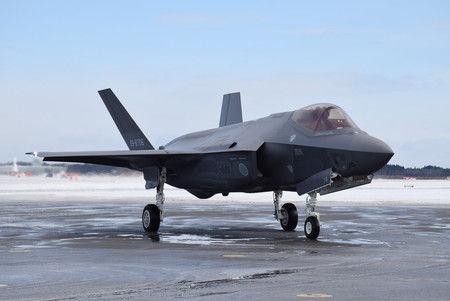 【速報】 航空自衛隊のF35戦闘機、 行 方 不 明 !!!!!!!!!!のサムネイル画像