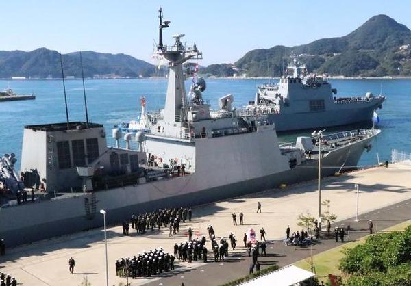 【速報】 韓 国 軍、 日 本 へ !!!!!のサムネイル画像
