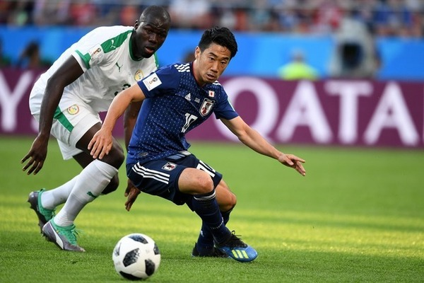 【サッカー】英紙が日本代表の長所と短所を指摘wwwwwwwwwwwwwwwwのサムネイル画像