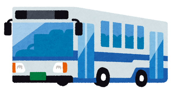 【狂気】神戸のバス、とんでもない男が乗り込んでしまう・・・・・のサムネイル画像
