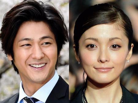 【祝】速水もこみち(35)と平山あや(35)が結婚!!!!!!!!!!!のサムネイル画像