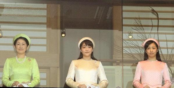 【皇室】「女性宮家」創設の議論、今後はこうなる!!!!!のサムネイル画像