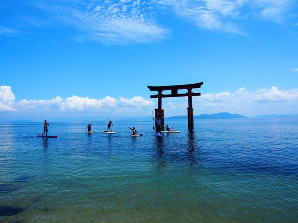 【緊急】琵琶湖が氾濫注意水位超える → 被害が想定される地区がこちら・・・のサムネイル画像