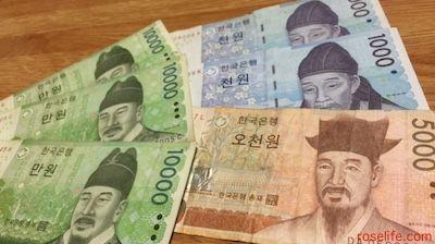 【緊急】韓国ウォン、ヤ バ い 事 態 に !!!!!!!のサムネイル画像