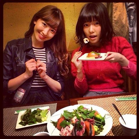 AKB48ぱるるのおっぱいデカ過ぎwwwwwwwwwwwwwwwwwwwww【画像あり】のサムネイル画像