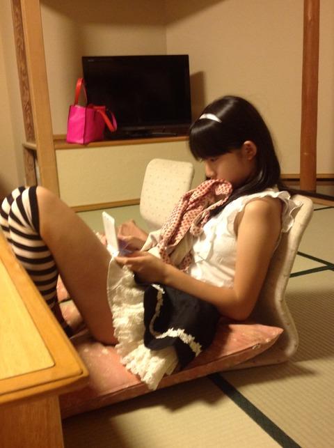 ミスiD2014グランプリのロリ青波純ちゃん(12歳・小6)の写真は一体誰が撮ってて何故危険な匂いがするのか【画像あり】のサムネイル画像