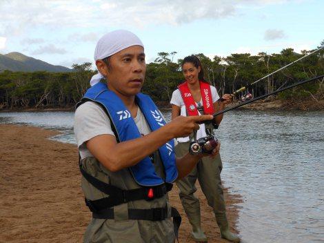 自称「釣り芸人」ナイナイ岡村、初の釣り番組始動 BS日テレで冠番組のサムネイル画像