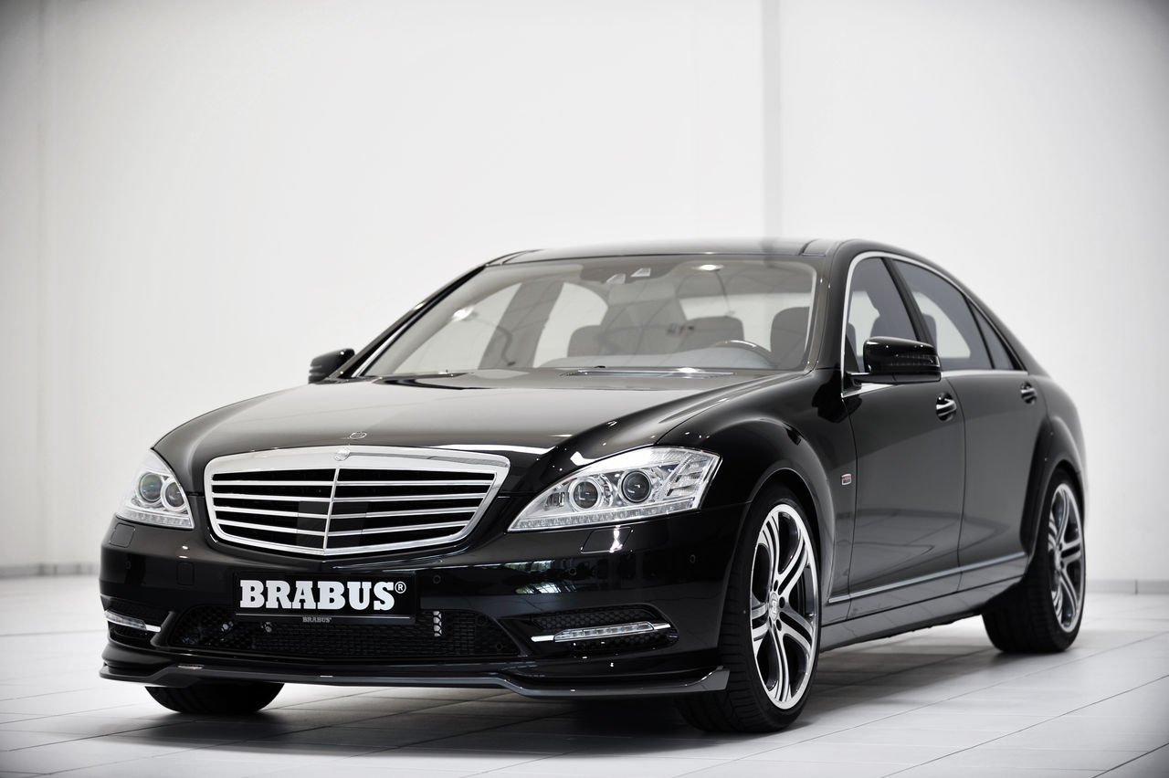 Exe Brabus Official Site W221 New Aero Parts