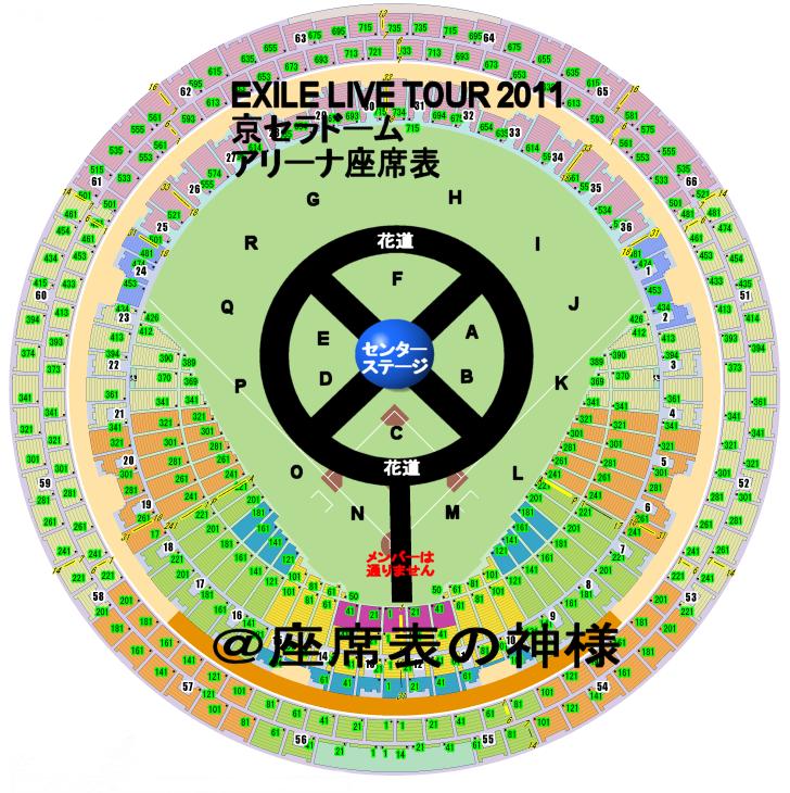大阪 ライブ エグザイル
