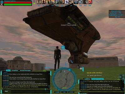 ITV MOD - Trando Slaver Shuttle