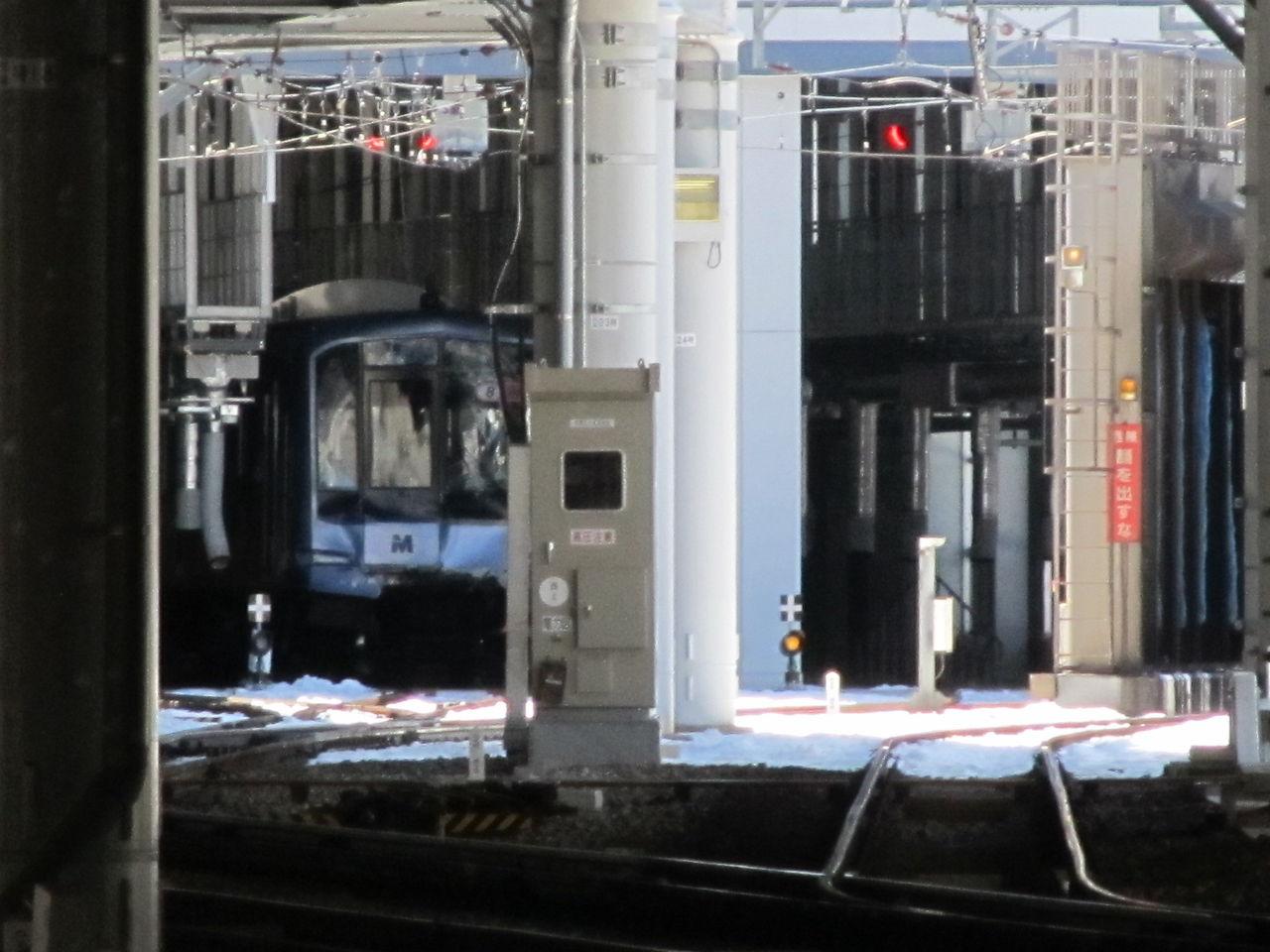 急行新丸子停車のてっちゃん街道!!!                exp__shin_maruko