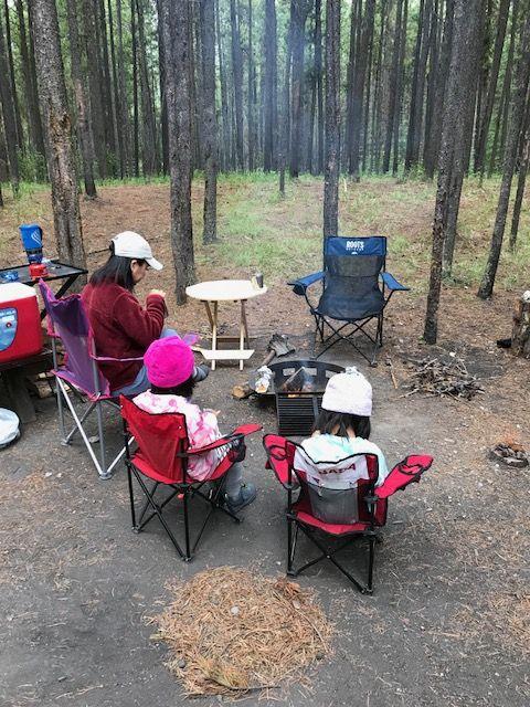5キャンプ