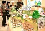 愛・地球博のオリジナル商品が並んでいた頃の松坂屋本店で