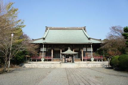 遊行寺本殿