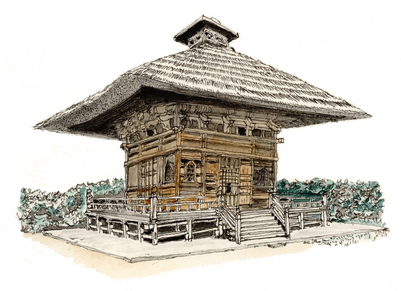150616称名寺釈迦堂
