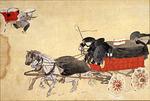 明治時代 馬車