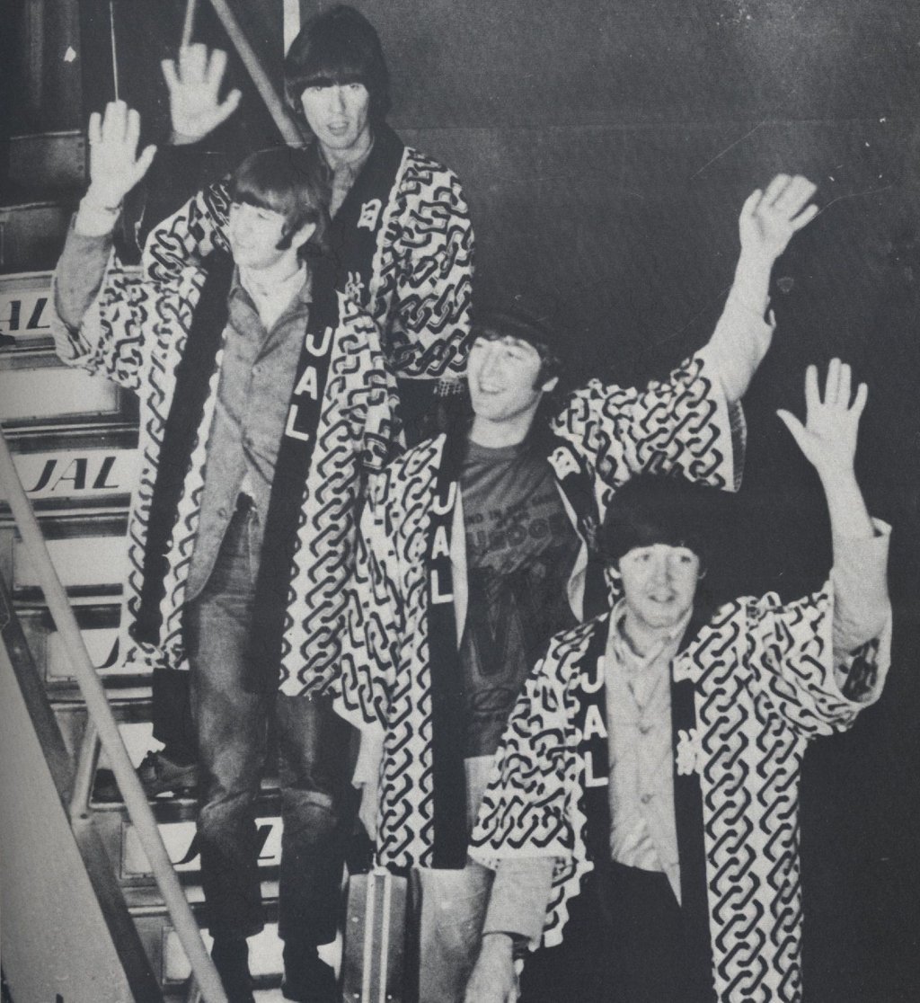 The Beatles in Japan